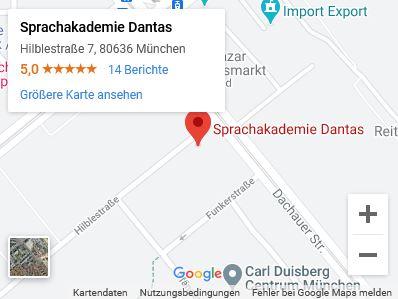 Unsere Sprachschule in München